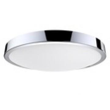 Потолочный светодиодный светильник Gauss Фрисби с декоративным съемным кольцом 941422224, LED 24W 4000K (дневной) 1750lm