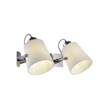 Потолочный светильник с регулировкой направления света Freya Nonna FR5691WL-02CH, 2xE14x40W
