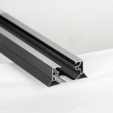 Шинопровод Lussole LGO 10340 1м Шинопровод черный, серый