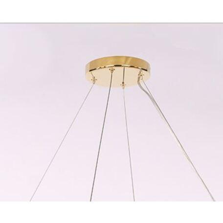 База для подвесного монтажа светильника Newport Потолочная чашка для 10120/15 gold
