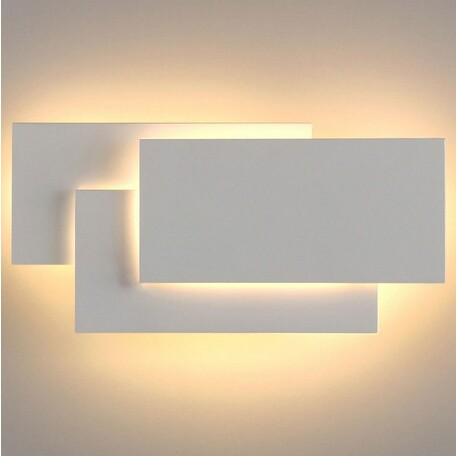Настенный светодиодный светильник Elektrostandard Inside LED белый матовый (MRL LED 12W 1012 IP20), LED 12W 4200K 500lm, белый, металл