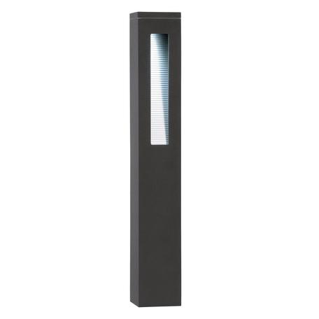 Садово-парковый светильник Lucide Den 10876/43/30, IP44, черный, металл