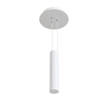 База для подвесного монтажа светильника Maytoni Zon C032C-03-W, белый, металл