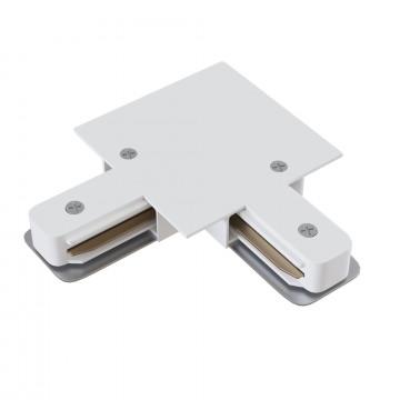 L-образный соединитель для шинопровода Maytoni TRA002CL-11W, белый, металл