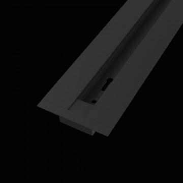 Шинопровод Maytoni TRX004-111B, черный, металл