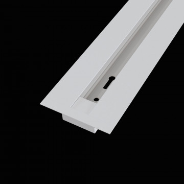 Шинопровод Maytoni TRX004-111W, белый, металл