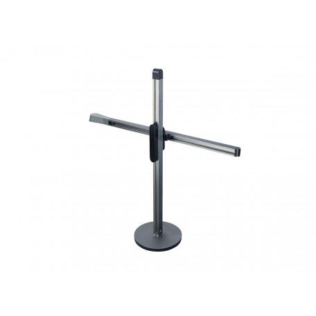 Настольная светодиодная лампа Donolux New York T111075/1A Black, LED