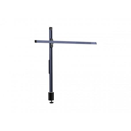 Настольная светодиодная лампа Donolux New York T111075/1A Black Clip, LED