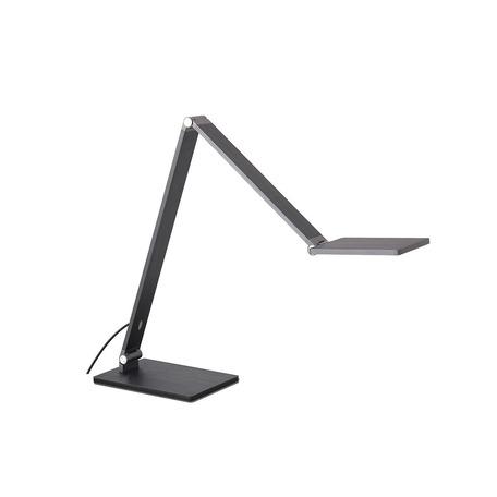 Настольная светодиодная лампа Donolux Tokyo T111073/1A Black USB, LED