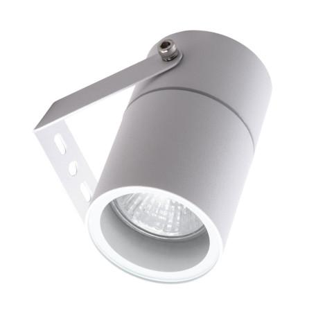 Настенный светильник с регулировкой направления света Arte Lamp Mistero A3303AL-1WH, IP65, 1xGU10x35W, белый, металл