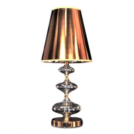 Настольная лампа Lumina Deco Veneziana LDT 1113-1 GD, 1xE27x40W
