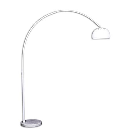 Торшер Lumina Deco Azurro LDF 5508-C WT, 1xE27x40W, белый