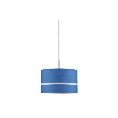 Абажур Paulmann Ribbon 60324, синий, текстиль
