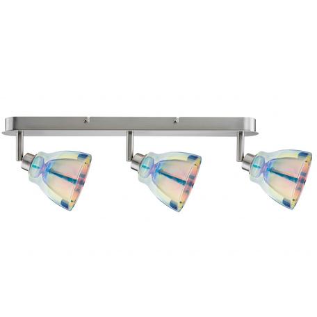 Потолочный светильник с регулировкой направления света Paulmann Wolbi 60300, 3xGZ10x3,5W, металл, стекло