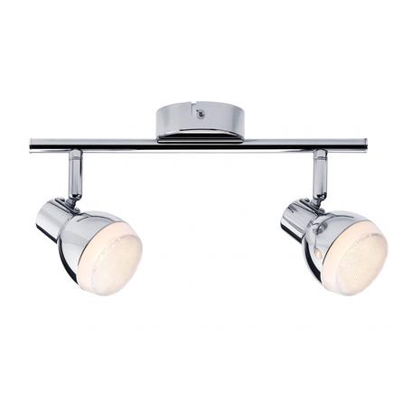 Потолочный светодиодный светильник с регулировкой направления света Paulmann Gloss 60365, LED 9,2W, металл, металл с пластиком