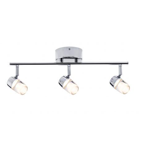 Потолочный светодиодный светильник с регулировкой направления света Paulmann Bullet 60384, LED 9,6W, металл, пластик