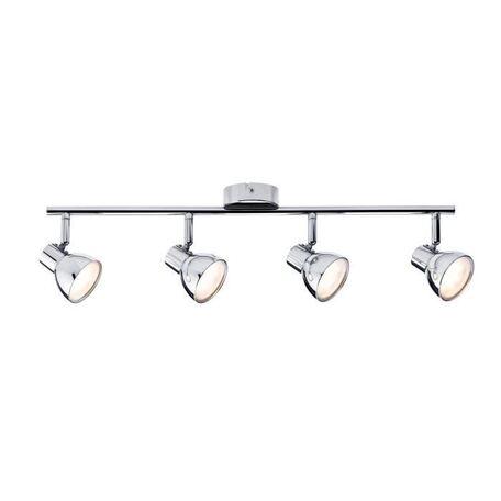 Потолочный светодиодный светильник с регулировкой направления света Paulmann Cup 60357, LED 18,4W, металл, пластик