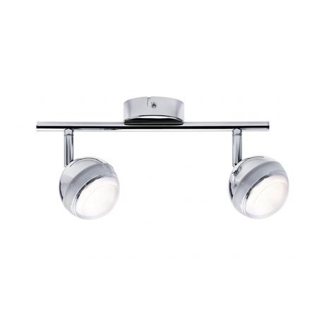 Потолочный светодиодный светильник с регулировкой направления света Paulmann Sphero 60360, LED 10W, металл