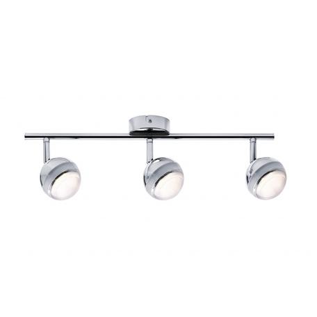 Потолочный светодиодный светильник с регулировкой направления света Paulmann Sphero 60361, LED 13,8W, металл