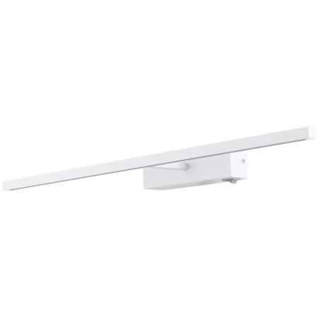 Настенный светодиодный светильник для подсветки картин Arte Lamp Picture Lights LED A5308AP-1WH, LED 8W 3000K 375lm CRI≥80, белый, металл, пластик