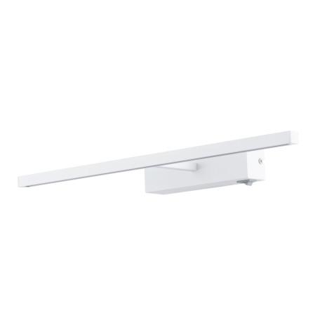 Настенный светодиодный светильник для подсветки картин Arte Lamp Picture Lights LED A5312AP-1WH, LED 12W 3000K 550lm CRI≥80, белый, металл, пластик