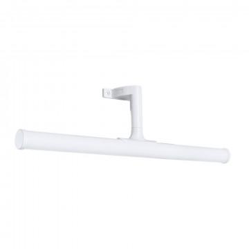 Мебельный светодиодный светильник Arte Lamp Orizzone A2835AP-1WH, IP44, LED 6W 3000K 480lm CRI≥80, белый, пластик