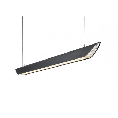 Подвесной светодиодный светильник Donolux Mesh DL20081S138WW36 Black