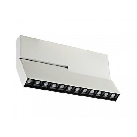 Потолочный светодиодный светильник с регулировкой направления света Donolux Eye Turn DL18786/12C White