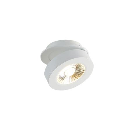 Встраиваемый светодиодный светильник с регулировкой направления света Donolux Sun DL18961R12W1W, LED