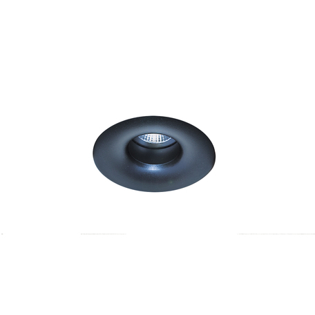 Встраиваемый светодиодный светильник Donolux Hole DL20101R12W1B, LED