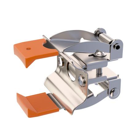 Крепление для встраиваемого монтажа шинной системы Maytoni Аксессуары к однофазной шинной системе Busbar Trunkings TRA002HR-11B