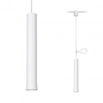 Подвесной светодиодный светильник для шинной системы Paulmann Tube 94981, LED 6,5W, металл