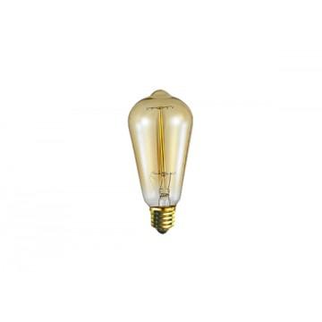 Лампа накаливания Donolux DL202240 ST64 E27 40W 220V, гарантия 2 года