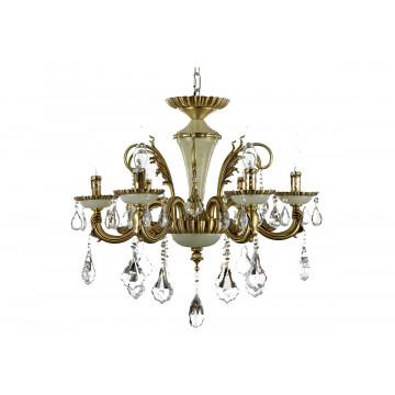 Подвесная люстра Donolux Palazzo S110167/6, 6xE14x40W - миниатюра 1