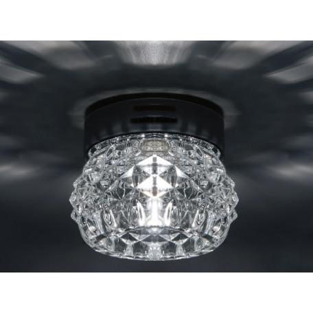Потолочный светильник Donolux DL073С-CH/Crystal, 1xG9x60W