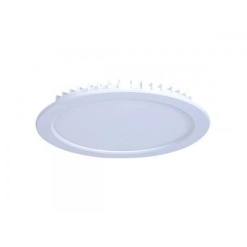 Встраиваемая светодиодная панель Donolux City DL18452/3000-White R, LED 6W, 3000K (теплый)