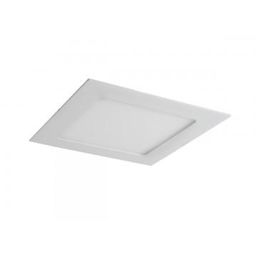 Встраиваемая светодиодная панель Donolux City DL18453/3000-White SQ, LED 9W 3000K 780lm