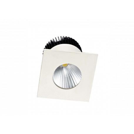 Встраиваемый светодиодный светильник Donolux DL18572/01WW-White SQ