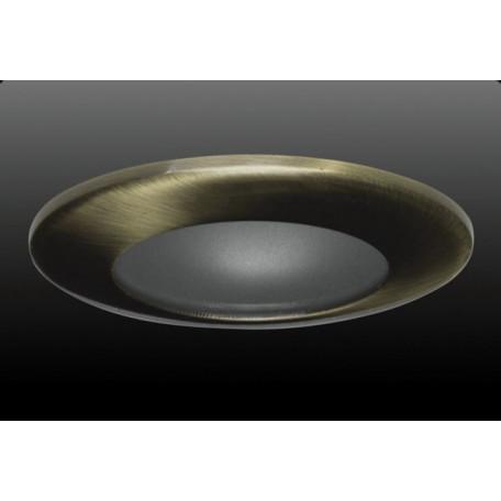 Встраиваемый светильник Donolux Omega N1519-GAB, IP65, 1xGU5.3x50W - миниатюра 1