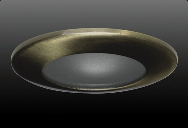 Встраиваемый светильник Donolux Omega N1519-GAB, IP65, 1xGU5.3x50W - фото 1
