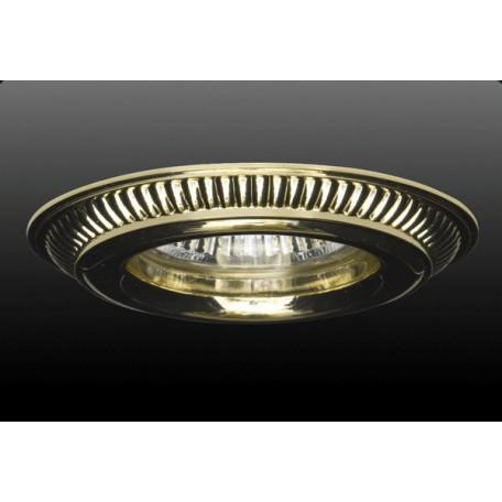 Встраиваемый светильник Donolux N1524-KG, 1xGU5.3x50W
