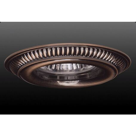 Встраиваемый светильник Donolux N1524-RAB, 1xGU5.3x50W