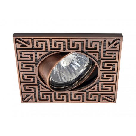 Встраиваемый светильник Donolux SA1525-RAB, 1xGU5.3x50W