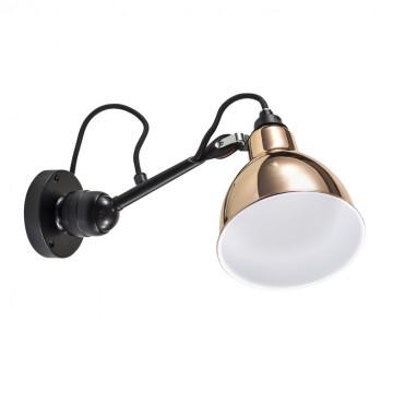 Бра с регулировкой направления света Lightstar Loft 765603 SALE, 1xE14x40W, черный, медь, металл