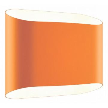 Настенный светильник Lightstar Muro 808623 SALE, 2xG9x40W, серый, оранжевый, металл, стекло