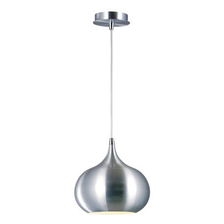 Подвесной светильник Lucide Riva 31412/24/12 SALE, 1xE27x60W, матовый хром, металл