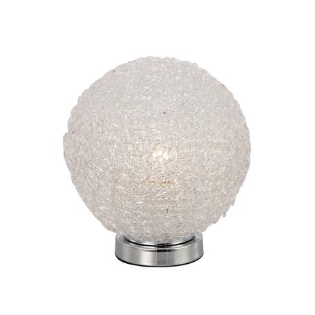 Настольная лампа Mantra Bola 5713, хром, металл, пластик