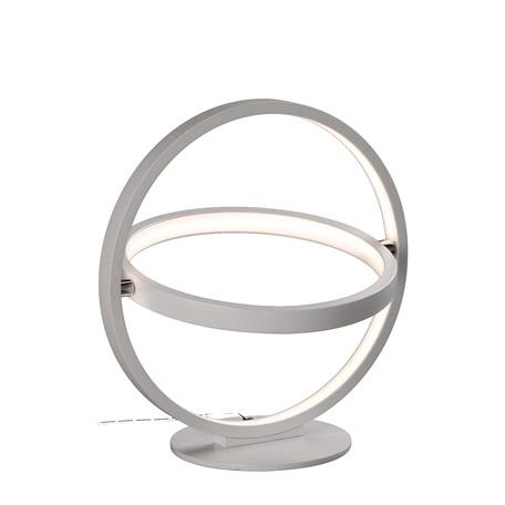 Настольная лампа Mantra Orbital 5747, белый, металл, пластик