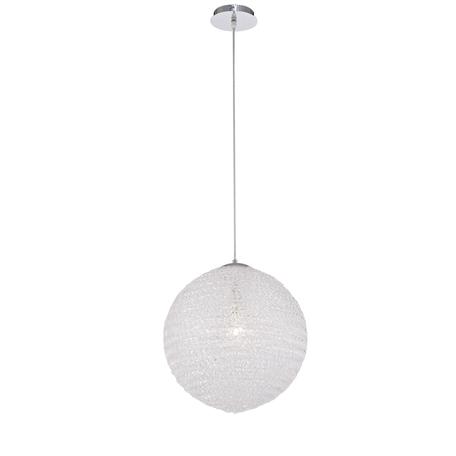Подвесной светильник Mantra Bola 5711, хром, металл, пластик - миниатюра 1