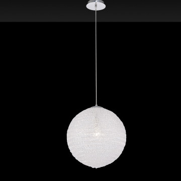 Подвесной светильник Mantra Bola 5711, хром, металл, пластик - миниатюра 2